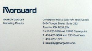 BC Sharon Quigley - Centerpoint Mall