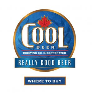 sponsor logo - cool beer